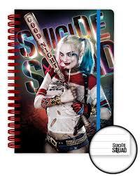 Sebevražedný Oddíl Harley Quinn Good Night Zápisník Kupte Online Na Posterscz
