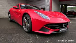 Ferrari F12 Berlinetta 740hp V12 Lovely Sounds Youtube