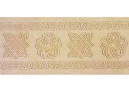 <b>Декор подступенник OCRE</b> 15X33 - Уют Керамика
