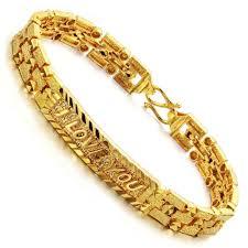 Mens Gold Bangles Designs Latest Model Gold Bracelet For Women