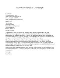 Letter Underwriter Explanation Sample Complete Pictures Professional