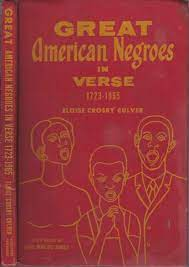 great american negroes - First Edition - AbeBooks