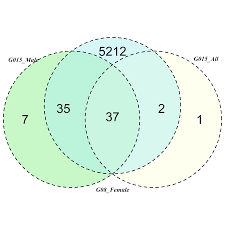 What Is A Venn Diagram Area Proportional Venn Diagrams Using Venn Diagram Package