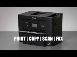 Epson WorkForce Pro WF-4730 All-in-One Printer | Inkjet | Printers ...