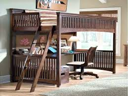 bunk bed office underneath. Bunk Bed Desk Underneath Full Size Loft With Pattern . Office
