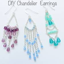 picture of beginners guide to diy chandelier earrings