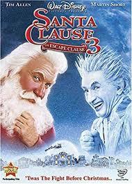 the santa clause 3 dvd. Fine Clause The Santa Clause 3  Escape On Dvd Amazoncom