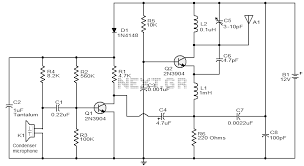 results page 52, about 'pic remote' searching circuits at next gr Wiring Schematic Diagram 200m Fm Transmitter Simple Circuit 200m fm transmitter