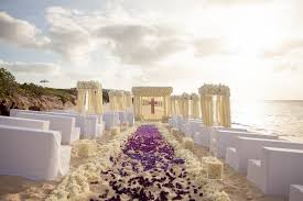 Beach Wedding Aisle Runner