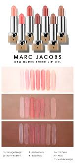New Nudes Sheer Gel Lipstick Moody Margot 106 0.12 Oz 3.4 G