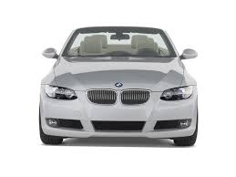 Image: 2009 BMW 3-Series 2-door Convertible 328i Front Exterior ...