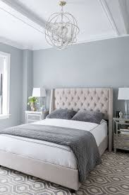 grey bedroom with white furniture. a regal u0026 modern midtown apartment grey bedroom with white furniture s