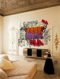 26 daring graffiti statement interior