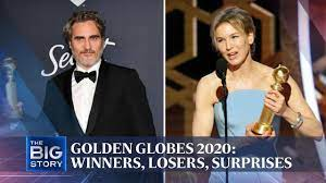 golden globes 2020 winners losers and