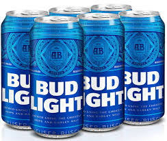 Bud Light Budweiser Bud Light 6 Pack 16 Oz Can