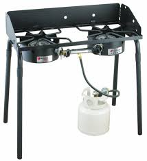 stove portable camping gas burner outdoor cooking propane hunting camp deer hunt