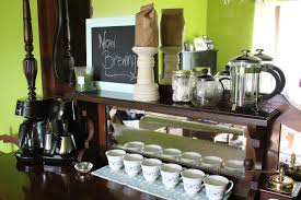 coffee station furniture. Image Of: Coffee Station Table Display Furniture S