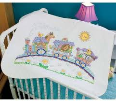 Dimensions Baby Express Quilt - Stamped Cross Stitch Kit 73427 ... & Baby Express Quilt - Stamped Cross Stitch Kit Adamdwight.com