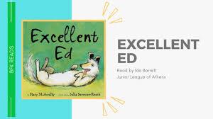 "Excellent Ed"" with Ida Barrett - YouTube"