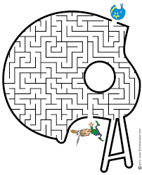 Small Picture football maze Football Maze Help the football player find his
