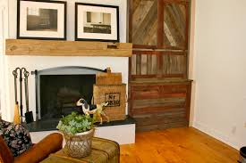 Railroad Tie Mantle the polished pebble the fireplace mantle part 2done 8459 by xevi.us
