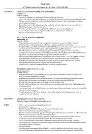 Comcast Resume Sample Business Marketing Resume Samples Velvet Jobs 55