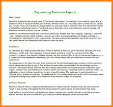 14+ Technical Report Writing Sample | Soulhour Online