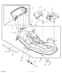 John deere parts diagrams john deere z425 eztrak mower w 54inch deck pc9594 mower deck 54c 080001 mower deck lift linkage