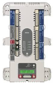 truezone™ zoning panels honeywell forwardthinking White Rodgers Zone Valve Wiring at Honeywell Zone Control Wiring Diagram