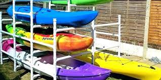 diy kayak rack kayak racks for storage wood kayak rack freestanding kayak rack full size of
