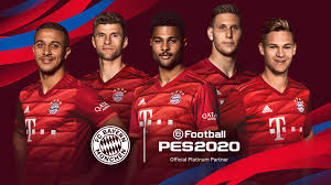 Bayern is the german name for bavaria, one of the 14 states of germany. Fc Bayern Munchen Konami Offizielle Partnerschaft Pes Efootball Pes 2020 Official Site