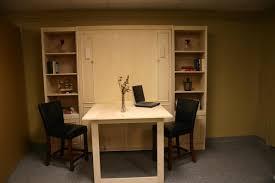 queen wall bed desk. Murphy Bed W Bar Height Table Custom By Chris Davis Throughout Idea 16 Queen Wall Desk