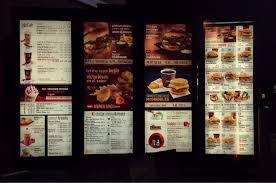 mcdonalds drive thru menu 2014. Modren Drive Photo Of McDonaldu0027s  Houston TX United States Drivethru Menu Board On Mcdonalds Drive Thru Menu 2014