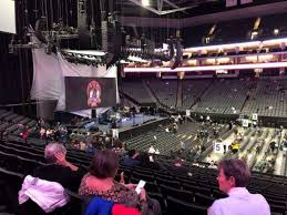 Golden 1 Stage Seating Chart Golden 1 Center Section 120 Home Of Sacramento Kings