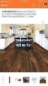 allure vinyl plank flooring install trafficmaster