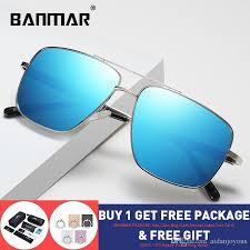 <b>BANMAR</b> BRAND <b>DESIGN</b> Sunglasses <b>Men</b> Driving <b>Male</b> Polarized ...