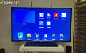 40-inch Coocaa Smart LED TV Price is Just Php 13,990 via Lazada Online Revolution Month Sale