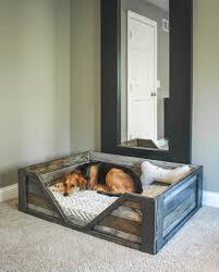 pallet bedroom furniture. DIY PALLET DOG BED Such A Great Project House Inspiration Pallet Bedroom Furniture