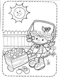 strawberry shortcake coloring book meet strawberry shortcake