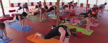 yoga teacher in goa