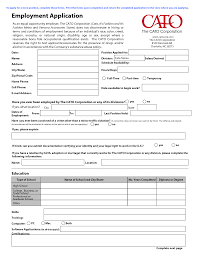 Resume Forms Online Job Applications Forms Online Image collections Standard Form Examples 77