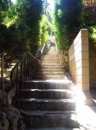 beachwood canyon stairs just did this and wrote about it on the ol