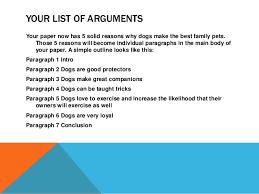 cbc the argumentative research paper overview conclusion 6