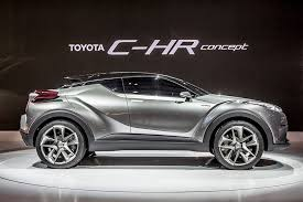 toyota new car release 2015Toyota Global Site  The 44th Tokyo Motor Show 2015  Toyota CHR