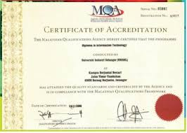 diploma in information technology accreditation certificate posted by diploma in information