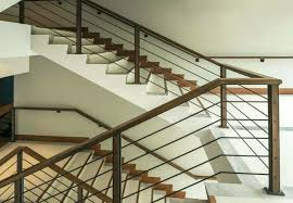 stair railing interior iron unique handrails wrought images