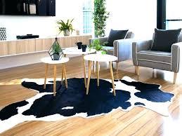 cowhide rug ikea cowhide rugs small
