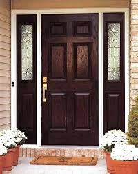 entry doors with sidelights home depot refreshing home depot wood entry