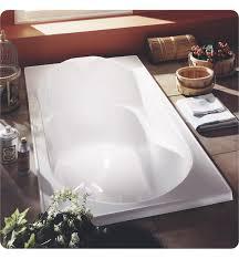 alcove a15 16924 000060 23 hibiscus 266 aa 66 customizable drop in rectangular bathtub with finish ice
