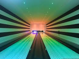 Light Bowling Creative Lighting Solution For Private Bowling Alley Cls